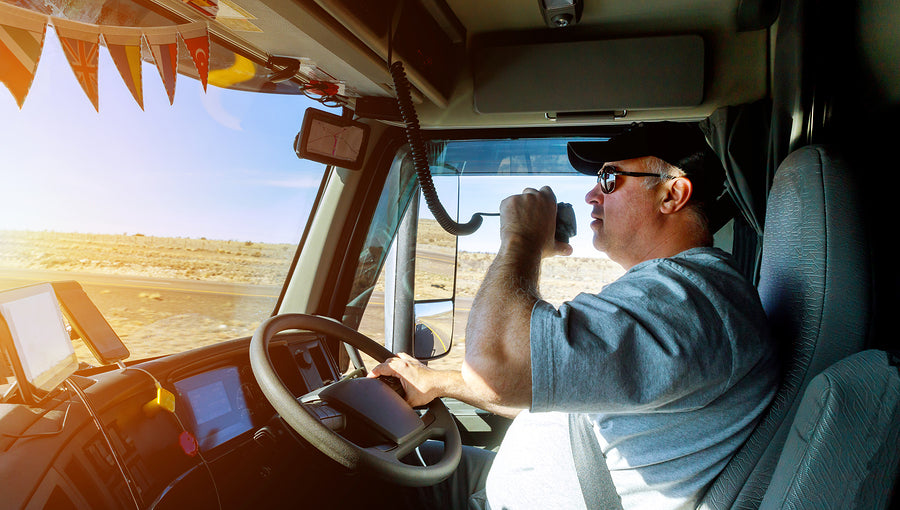 Truck drivers are the unsung heroes of the COVID-19 crisis