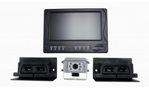 HCS-700D Backup Safety System with Camera and Audio Alerts