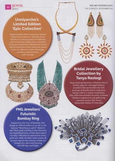The Art of Jewellery