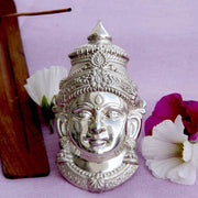 Silver Lakshmi Idol Silver Article - By Unniyarcha - Original Manufacturers of Silver Jewelry, Gold Plated Jewellery, Fashion Jewellery and Personalized Soul Bands and Personalized Jewelry