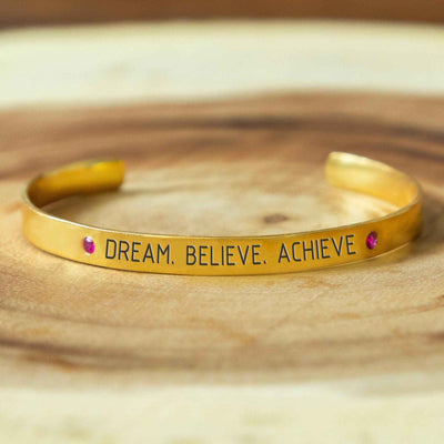 Soul Bands - Dream . Believe. Achieve. - By Unniyarcha - Original Manufacturers of Silver Jewelry, Gold Plated Jewellery, Fashion Jewellery and Personalized Soul Bands and Personalized Jewelry