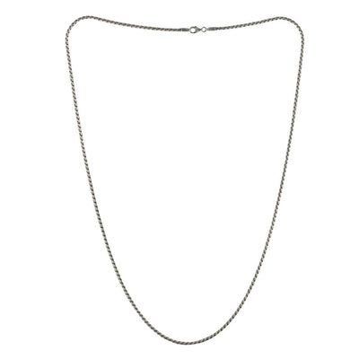 UNIQUE SILVER CHAIN Chains - By Unniyarcha - Original Manufacturers of Silver Jewelry, Gold Plated Jewellery, Fashion Jewellery and Personalized Soul Bands and Personalized Jewelry