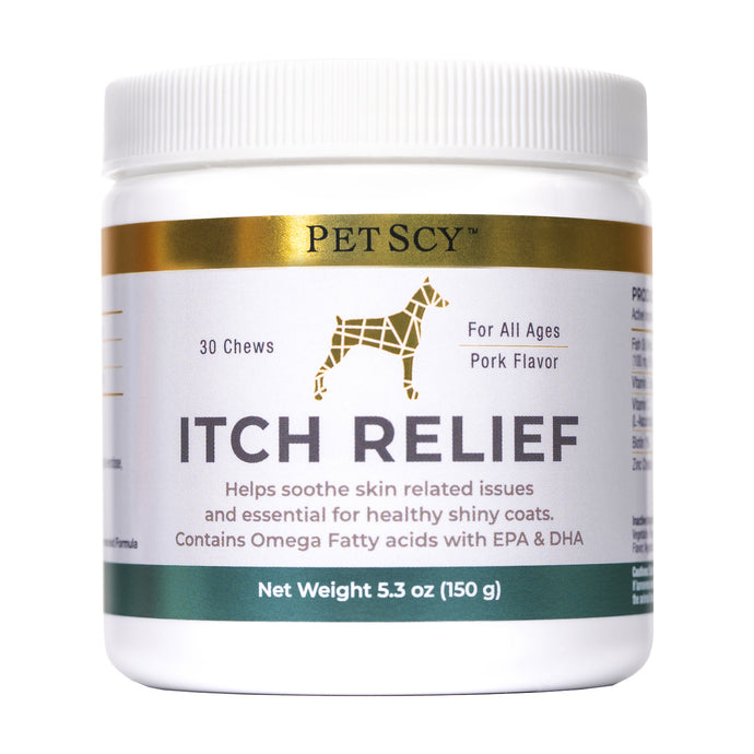 Itch Relief Chews
