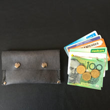Load image into Gallery viewer, Leather slim wallet / purse