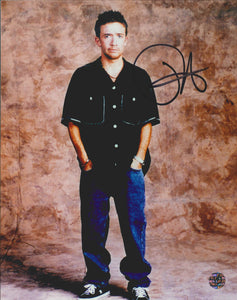 David Faustino Signed Married... with Children Photo