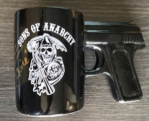 Theo Rossi Signed Sons of Anarchy Mug