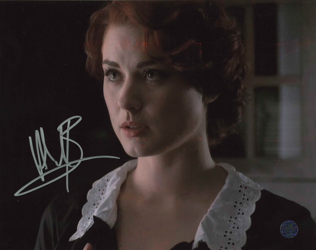 Alexandra Breckenridge Signed American Horror Story Photo