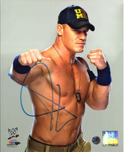 Load image into Gallery viewer, John Cena Signed WWE Photo
