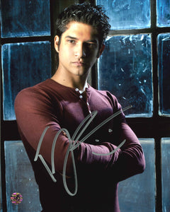 Tyler Posey Signed Photo