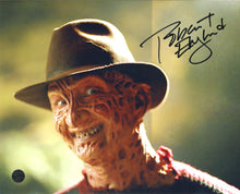 Load image into Gallery viewer, Robert Englund A Nightmare On Elm Street Signed Photo