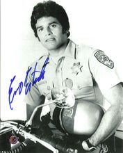 Load image into Gallery viewer, Erik Estrada Signed CHIPs Photo