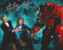 Load image into Gallery viewer, Alex Kingston Signed Doctor Who Photo