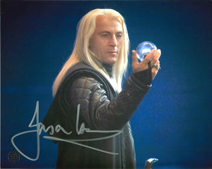 Jason Isaacs Signed Harry Potter Photo