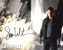Load image into Gallery viewer, Sam Witwer Signed Smallville Photo