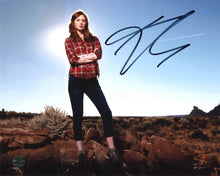 Load image into Gallery viewer, Karen Gillan Signed Doctor Who Photo