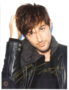 Andrew J. West Signed Photo