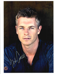 Rick Cosnett Signed Photo