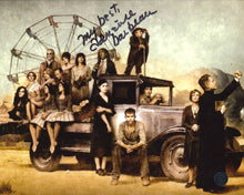 Load image into Gallery viewer, Adrienne Barbeau Signed Carnivale Photo