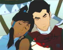 Load image into Gallery viewer, David Faustino Signed The Legend of Korra Photo