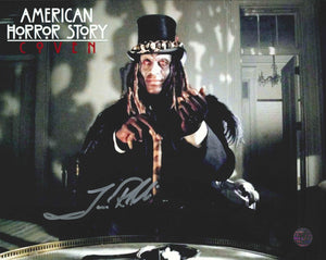 Lance Reddick Signed American Horror Story Photo