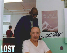 Load image into Gallery viewer, Lance Reddick Signed Lost Photo