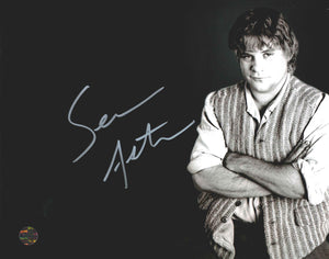 Sean Astin Signed Lord Of The Rings Photo