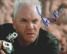 Load image into Gallery viewer, Malcolm McDowell Signed Star Trek Generations Photo