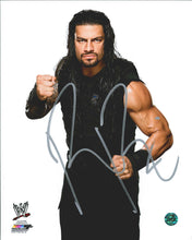 Load image into Gallery viewer, Roman Reigns Signed WWE Photo