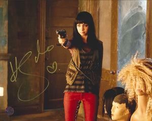 Ksenia Solo Signed Lost Girl Photo