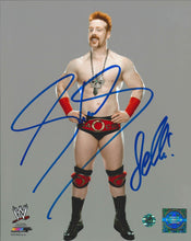 Load image into Gallery viewer, Sheamus Signed WWE Photo