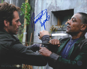 Giancarlo Esposito Signed Revolution Photo