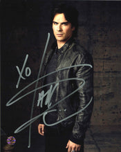Load image into Gallery viewer, Ian Somerhalder Signed Photo