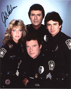 William Shatner Signed TJ Hooker Photo