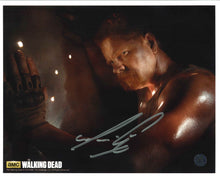 Load image into Gallery viewer, Michael Cudlitz Signed The Walking Dead Photo