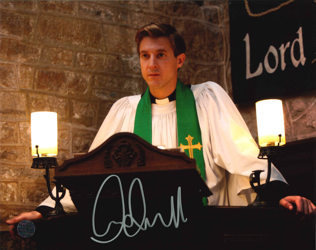 Arthur Darvill Signed Broadchurch Photo