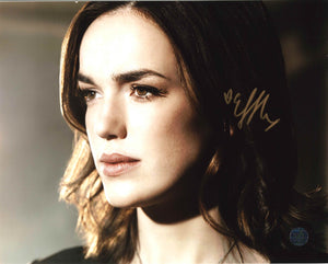 Elizabeth Henstridge Signed Photo