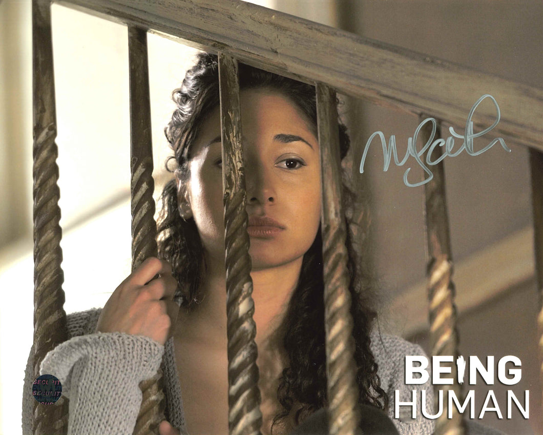 Meaghan Rath Signed Being Human Photo