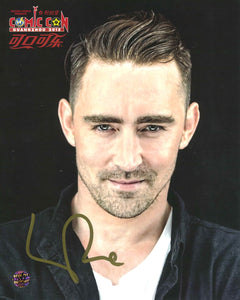 Lee Pace Signed Photo