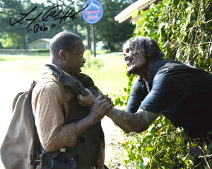 Lawrence Gilliard Jr. Signed Photo