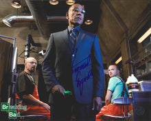 Load image into Gallery viewer, Giancarlo Esposito Signed Breaking Bad Photo