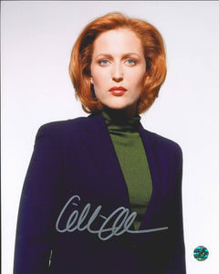 Gillian Anderson Signed Photo