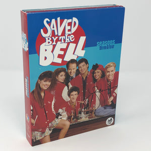 Lark Voorhies Signed Saved By The Bell DVD Set
