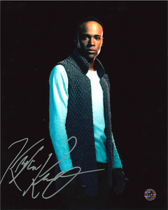 Khylin Rhambo Signed Teen Wolf Photo