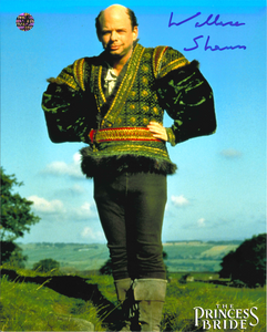 Wallace Shawn Signed The Princess Bride Photo