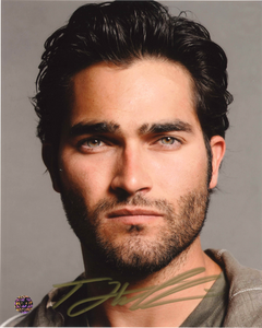 Tyler Hoechlin Signed Photo
