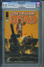 Load image into Gallery viewer, The Walking Dead #1 Wizard World Portland Edition CGC 9.8 Steve Lieber Cover