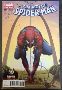 The Amazing Spider-Man #1 Wizard World Atlanta Variant Edition