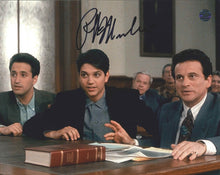 Load image into Gallery viewer, Ralph Macchio Signed My Cousin Vinny Photo
