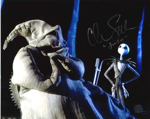 Chris Sarandon Signed The Nightmare Before Christmas Photo