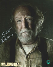 Load image into Gallery viewer, Scott Wilson Signed The Walking Dead Photo